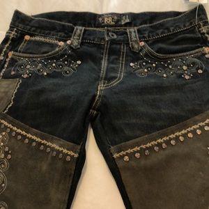 NWTS Ralph Lauren Black Label Jeans ~ RARE!